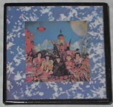 "Rolling Stones ""Their Satanic Majesties Request"" Album Pin 2"" x 2"""