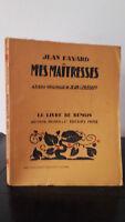 Jean Fayard - Mis Centrales - 1931 - Edición Artheme Fayard