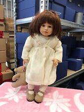 Brigitte Paetsch Vinyl Puppe 50 cm. Top Zustand