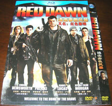 RED DAWN - Chris Hemsworth/Adrianne Palicki - Blu-Ray Disc (Chinese/English Ed.)