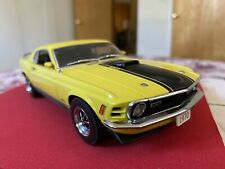 Danbury Mint 1970 Ford Mustang Mach 1 MIB