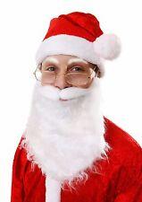 Navidad Adulto Elegante Papá Noel Barba Navidad Barba Disfraz Accesorio