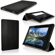 """Carcasas, cubiertas y fundas negro de piel sintética para tablets e eBooks 10"""""""