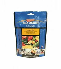 BACK COUNTRY CUISINE 160g Instant Rice (BC675)