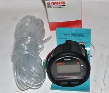 OEM Yamaha Digital Multifunction Speedometer 6Y58357A000 (TUBING NOT INCLUDED)