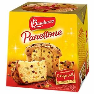 Bauducco Panettone Classic, Moist & Fresh, Traditional Italian Recipe, Holida...