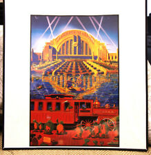 Stanley Mouse & Alton Kelley: Grateful Dead - Terrapin Station Poster