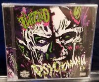 Twiztid - Psychomania CD SEALED rare insane clown posse Tour icp mne boondox amb