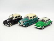 Altaya Taxi du Monde SB 1/43 - lot de 3 : VW - Ford - Mercedes