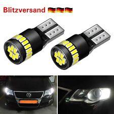 2x T10 SMD 24 LED CANBUS Auto Standlicht Birnen Innenraum beleuchtung Lampen 12V