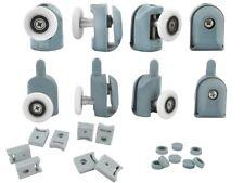 8 Shower Door Castor tür-rollen Roller Guide for CUBICLE Glass Role #3305