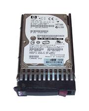 """HP 72-GB 10K 2.5"""" SP SAS 434916-002 431954-002 375863-014 375838-008 376597-001"""