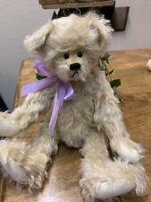 New Oak Handmade Mohair Artist Bear by River Hills Bears, #1/1 Sissy