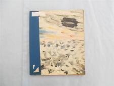 1970-71 JOHN MARIN Exhibition Catalog,American Modernist Abstract Painter Illust