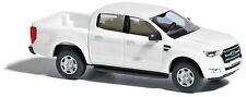 NEW 2020 RELEASE !  HO Busch # 52802 WHITE Ford Ranger ( Ships from Chicago )