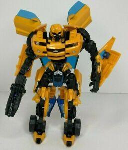 Transformers movie 2007 Deluxe Class Bumblebee