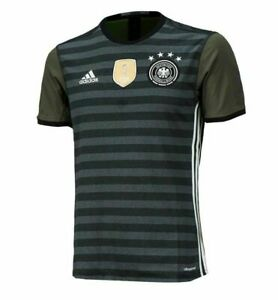ADIDAS GERMANY DEUTSCHLAND AWAY JERSEY EURO 2016 AA0110