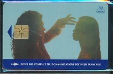 TELECARTE POLYNESIE PF32a ST VALENTIN GEM1B