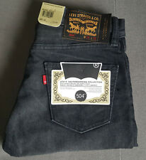 Herren Jeans LEVIS LEVI´S 504 Straight Fit Skateboarding Collection W29 L32