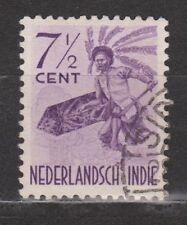 Nederlands Indie Indonesie nr 303 used Netherlands Indies 1941 Inheemse dansers