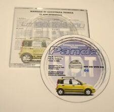 WERKSTATTHANDBUCH REPARATUR FIAT NUOVA 500 REPARATURANLEITUNG  AUF CD