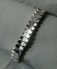 Ladies NOS Hadley USA Snap-O-Mat 1/2 Or 12.7mm Scissor Expansion Watch Band
