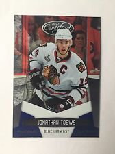 2010-11 Certified Jonathan Toews Blue Platinum(#172/250) #31