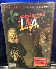 Insane Clown Posse - Bootlegged in L.A. DVD SEALED twiztid anybody killa icp abk