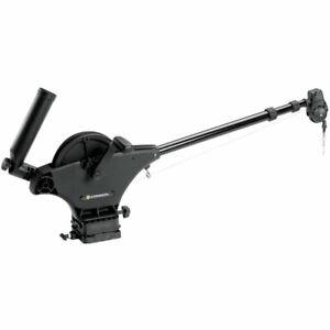 Cannon Uni-troll 10 STX Manual Downrigger w/Ergonomic Crank Handle 1901130