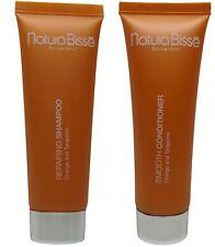 Natura Bisse Orange & Tangerine Shampoo & Conditioner Lot of 4 (2 of each)