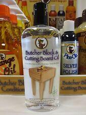 2 BOTTLES - Howard Butcher Block and Cutting Board Food Grade Safe Mineral Oil