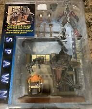 McFarlane Toys Spawn Movie  Playset Final Battle NIB MWOB