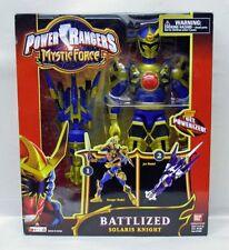 Power Rangers Mystice Force Battlized Solaris Knight 12 inch NIP BanDai S123-2