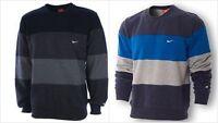 Nike Mens Fleece Jumper Sweatshirt Top Crew Neck S M L XL