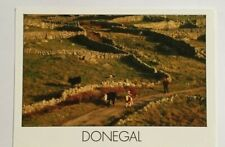 IRISH POSTCARD, DONEGAL ,IRELAND