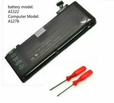 Laptop battery A1322A1278 MacBook Pro 13 inch MC700 374 MD101 313 MB990 991