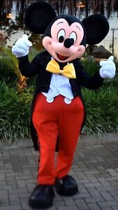 Mickey   Disney Mascots Cosplay Party Kids Costumes