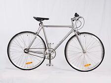 SAMSON CYCLES,SILVER SHIMANO,NEXUS INTERNAL,3 SPEED, ROAD BIKE