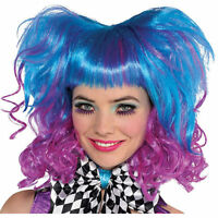 Alice In Wonderland Mad Hatter Wig - fits kids and adults
