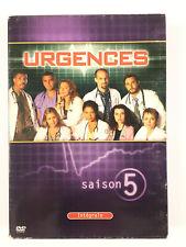 Urgences Saison 5 Coffret DVD