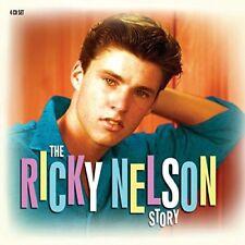 RICKY NELSON - THE RICKY NELSON STORY 4 CD NEW+
