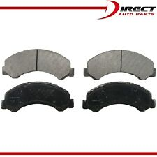 FRONT BRAKE PADS for ISUZU NPR NPR-HD REACH FRONT BRAKE PADS (W/O HD)