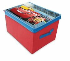 Disney Cars Childrens Rectangle Storage Box