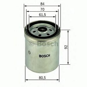 Bosch 1457434153 Fuel Filter N4153