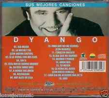 rare CD balada DYANGO esa mujer LA NOCHE Y TU si la viera con mis ojos NOSTALGIA