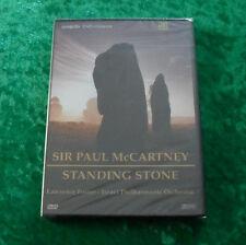 DVD: Sir Paul McCartney - Standing Stone NEU!