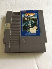 Al Unser Jr. Turbo Racing - Nintendo Nes - Game Only - Free S/H - (N1)