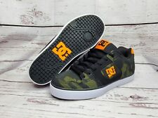 BRAND NEW MEN'S DC PURE TX SE SKATEBOARD LACE-UP SHOES - SIZE 10.5