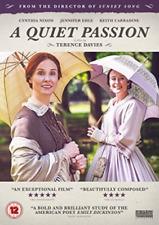 a Quiet Passion DVD 2017 DVD Region 2