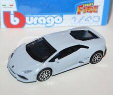 Burago - LAMBORGHINI HURACAN LP610-4 - 'Street Fire' Model 1:43